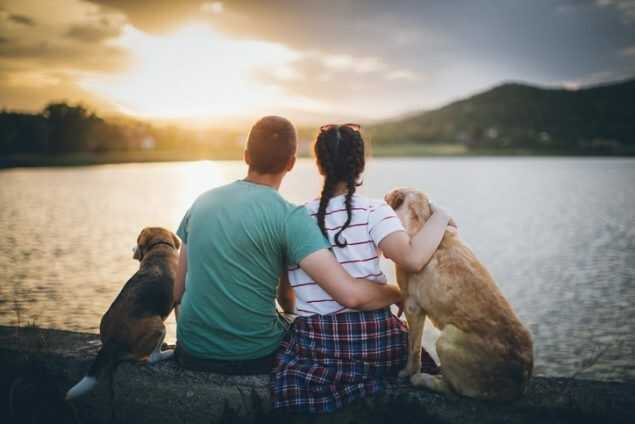 family-with-pet