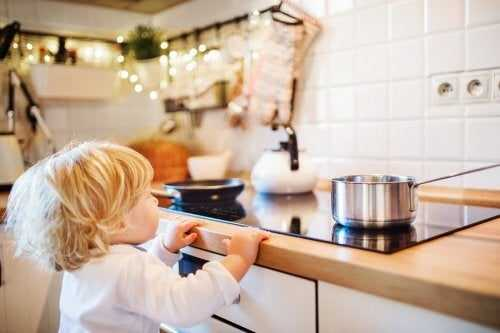 Safety rules for Kids At Home