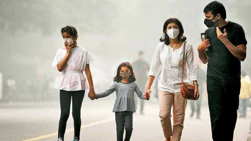 Impact Of AIr Pollution On Children